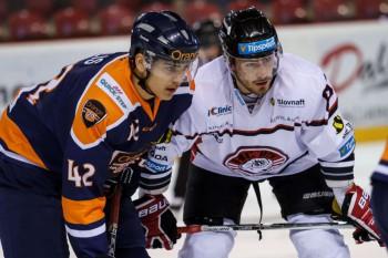 Hokej - HC 05 iClinic Banska Bystrica vs. HK Orange 20 - 26.11.2015 - Banska Bystrica