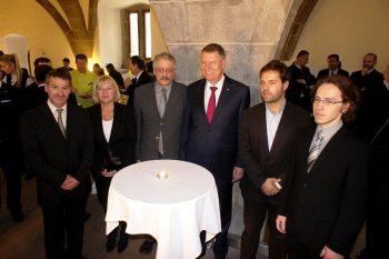 prezident Iohannis s BBA 19.11.15 Zvolen