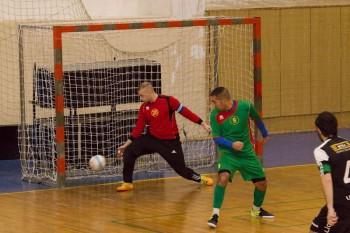 Futsal - Canaria Malacky vs. MIBA Banska Bystrica - 11.12.2015 - Malacky