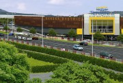 Terminal shopping center autobusova stanica Banska Bystrica