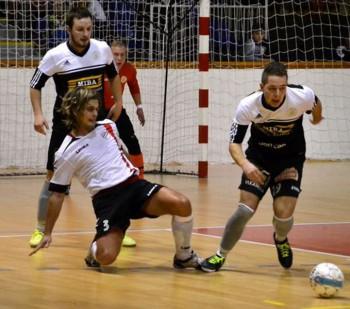 Futsal - Lucenec vs. MIBA Banska Bystrica - 04.12.2015 - Lucenec