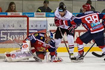 Hokej - HC 05 iClinic Banska Bystrica vs. HKm ZVolen - 04.12.2015 - Banska Bystrica
