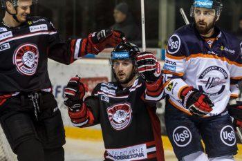 Hokej - HC 05 iClinic Banska Bystrica vs. HC Kosice - 11.12.2015 - Banska Bystrica