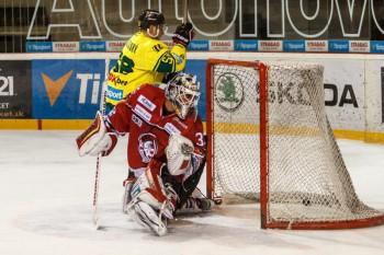 Hokej - HC 05 iClinic Banska Bystrica vs. MsHK DOXXbet Zilina - 03.01.2016 - Banska Bystrica