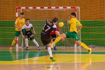 Futsal - Juniori - Levice vs. MIBA Banska Bystrica - 15.01.2016 - Levice