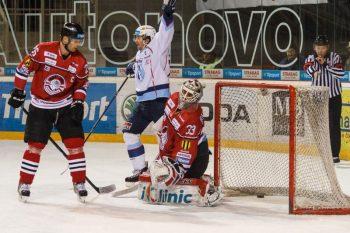 Hokej - HC 05 iClinic Banska Bystrica vs. HK Nitra - 08.01.2016 - Banska Bystrica