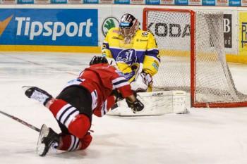 Hokej - HC 05 iClinic Banska Bystrica vs. SHK 37 Piestany - 15.01.2016 - Banska Bystrica