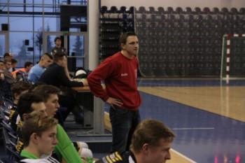 Futsal - Juniori - MIBA Banska Bystrica - 08.01.2016 - Poprad