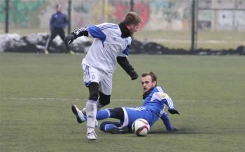 Futbal - FK Dukla Banska Bystrica vs. FK Poprad - 30.01.2016 - Banska Bystrica