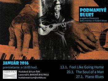 Podmanive blues