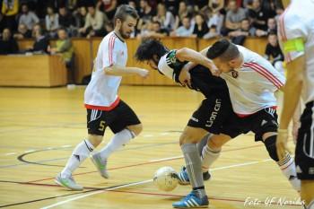 Futsal - Openliga - Spartak Trnava futsal vs. MIBA Banska Bystrica - 20.02.2016 - Trnava