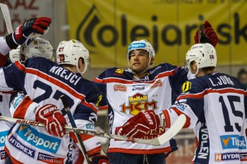 Hokej - Tipsport liga - HC 05 iClinic Banska Bystrica vs. HKm Zvolen - 05.02.2016 - Banská Bystrica