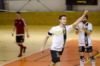 Futsal - Openliga - MIBA Banska Bystrica vs. Spartak Trnava futsal - 26.02.2016 - Banska Bystrica