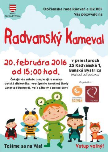 Radvanský-detský-karneval