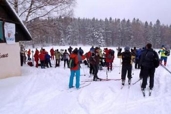 lyžiarsky prechod