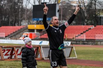 Futbal - DOXXbet liga - FK Dukla Banska Bystrica vs. FK Slovan Duslo Sala - 05.03.2016 - Banska Bystrica