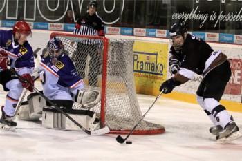 Hokej - EUHL play off - UMB Banska Bystrica vs. Technika Praha - 22.03.2016 - Banska Bystrica