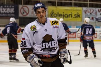 Hokej - EUHL - UMB Banska Bystrica vs. Diplomats Pressburg - 08.03.2016 - Banska Bystrica
