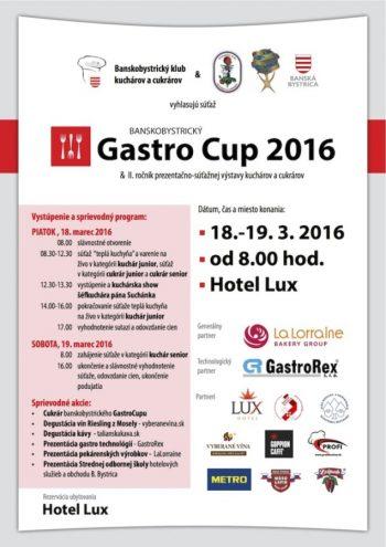 gastro cup