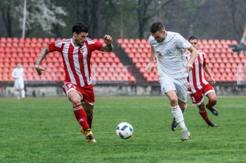 Futbal - DOXXbet liga - FK Dukla Banska Bystrica vs. AFC Nove Mesto nad Vahom - 09.04.2016 - Banska Bystrica