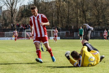 Futbal - DOXXbet liga - FK Dukla Banska Bystrica vs. SK Senec - 02.04.2016 - Banska Bystrica