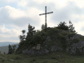 Pamatnik obeti hor Velkej Fatry Kralova Studna 2016 | BBonline.sk, ZVonline.sk