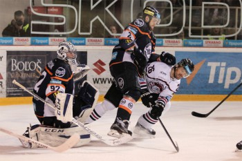 Hokej - Tipsport liga semifinale - HC 05 iClinic Banska Bystrica vs. HC Kosice - 01.04.2016 - Banska Bystrica