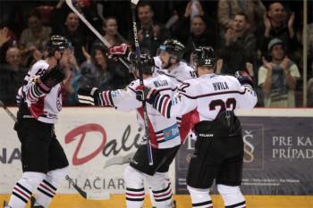Hokej - Tipsport liga - HC 05 iClinic Banska Bystrica vs. HC Kosice - 06.04.2016 - Banska Bystrica