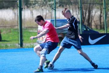 Futbal - MUMF miniliga - 16.04.2016 - Banska Bystrica