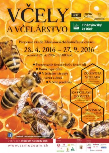 Pozvanka_na_vystavu_VCELY_A_VCELARSTVO_predna_strana