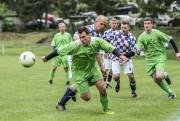 Futbal -II. Trieda skupina A - Tajov vs. Stare Hory - 24.04.2016 - Banska Bystrica