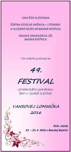 Vansovej Lomnička