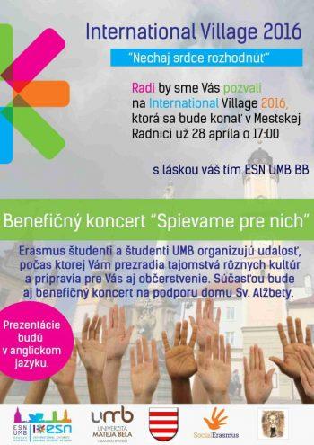 international village SVK