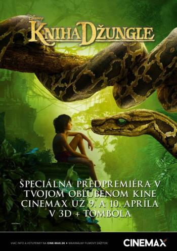 kniha dzungle