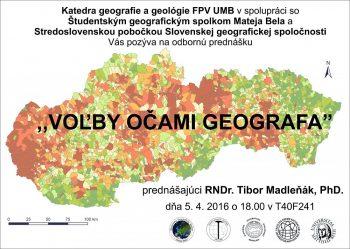 volebna geografia