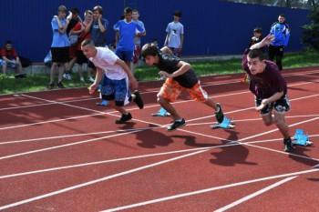 športový deň žiakov II stupňa