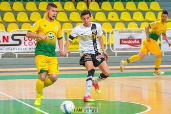 Futsal - baraz - Futsal team Levice vs. MIBA Banska Bystrica - 21.05.2016 - Levice