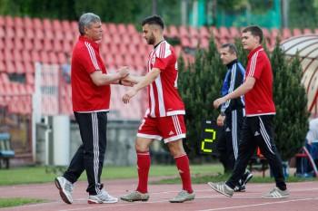 Futbal - DOXXbet liga - FK Dukla Banska Bystrica vs. OFK Dunajska Luzna - 21.05.2016 - Banska Bystrica