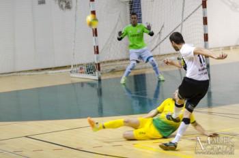 Futsal - Baraz o 1. ligu - MIBA Banska Bystrica vs. Levice - 13.05.2016 - Banska Bystrica