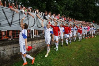 Futbal - DOXXbet liga - FK Dukla Banska Bystrica vs. FC Spartak Trnava B - 05.06.2016 - Banska Bystrica