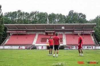 Futbal - FK Dukla Banska Bystrica - zaciatok letnej prirpavy 2016 - 27.06.2016 - Banska Bystrica