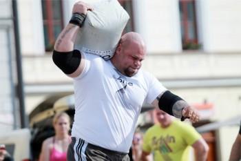 Slovak Strongman - Slovenský pohár silných mužov - 17.06.2016 - Banska Bystrica