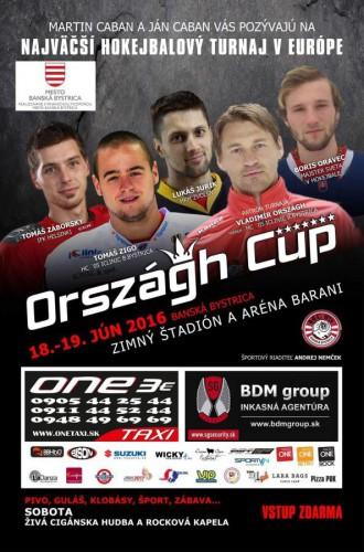 Országh Cup 2016