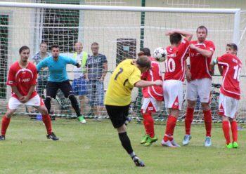 Futbal - nizsie sutaze - Osrblie vs.Slovenska Lupca - 19.06.2016 - Orsblie