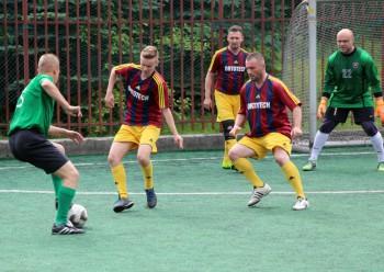 Futbal - miniliga MUMF - 04.06.2016 - Banska Bystrica