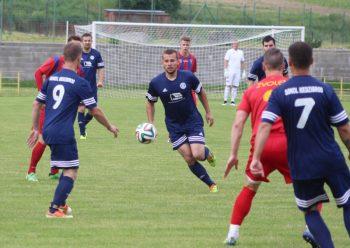 Futbal - nizsie sutaze - IV. liga - Medzibrod vs. Zvolen B - 05.06.2016 - Medzibrod