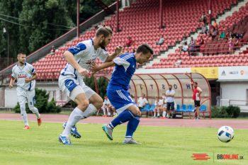 Futbal - pripravny zapas - FK Dukla Banska Bystrica vs. Rimavska Sobota - 12.07.2016 - Banska Bystrica