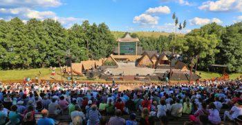 Festival ludovej kultury, remesiel, tanca a spevu - 09.07.2016 - Detva