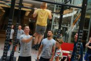 Bar Muscle-up - 01.07.2016 - Banska Bystrica