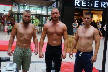Bar Muscle-up - 01.07.2016 - Banska Bystrica